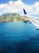 Landing in Kauai