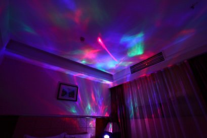 Aurora Night Light Projector