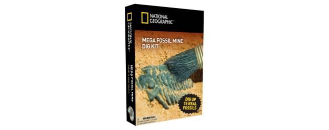Fossil Mine Dig Kit
