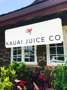Kauai Juice co 2