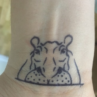Hippo Inkbox