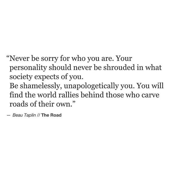 unapologetically you quote