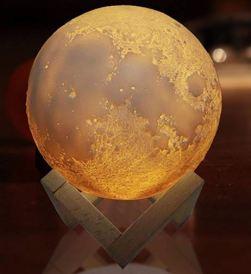 Moonlight night light