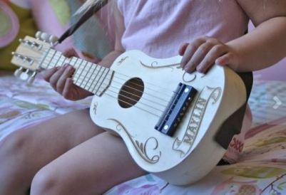 Personalized guitar